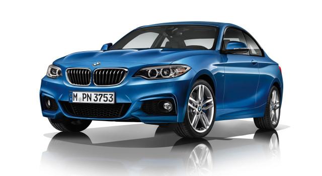 BMW 2 Coupé 45