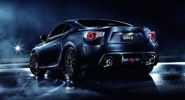 Subaru BRZ-11